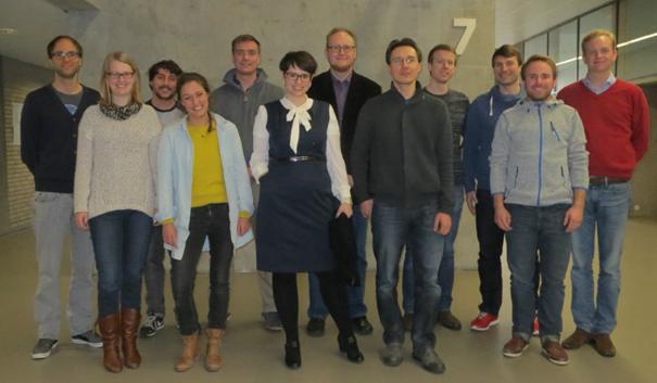 """Interaktives Doktorandenkolloquium mit dem Team Wertschöpfungssystematik zur """"Zukunft industrieller Wertschöpfung"""""""