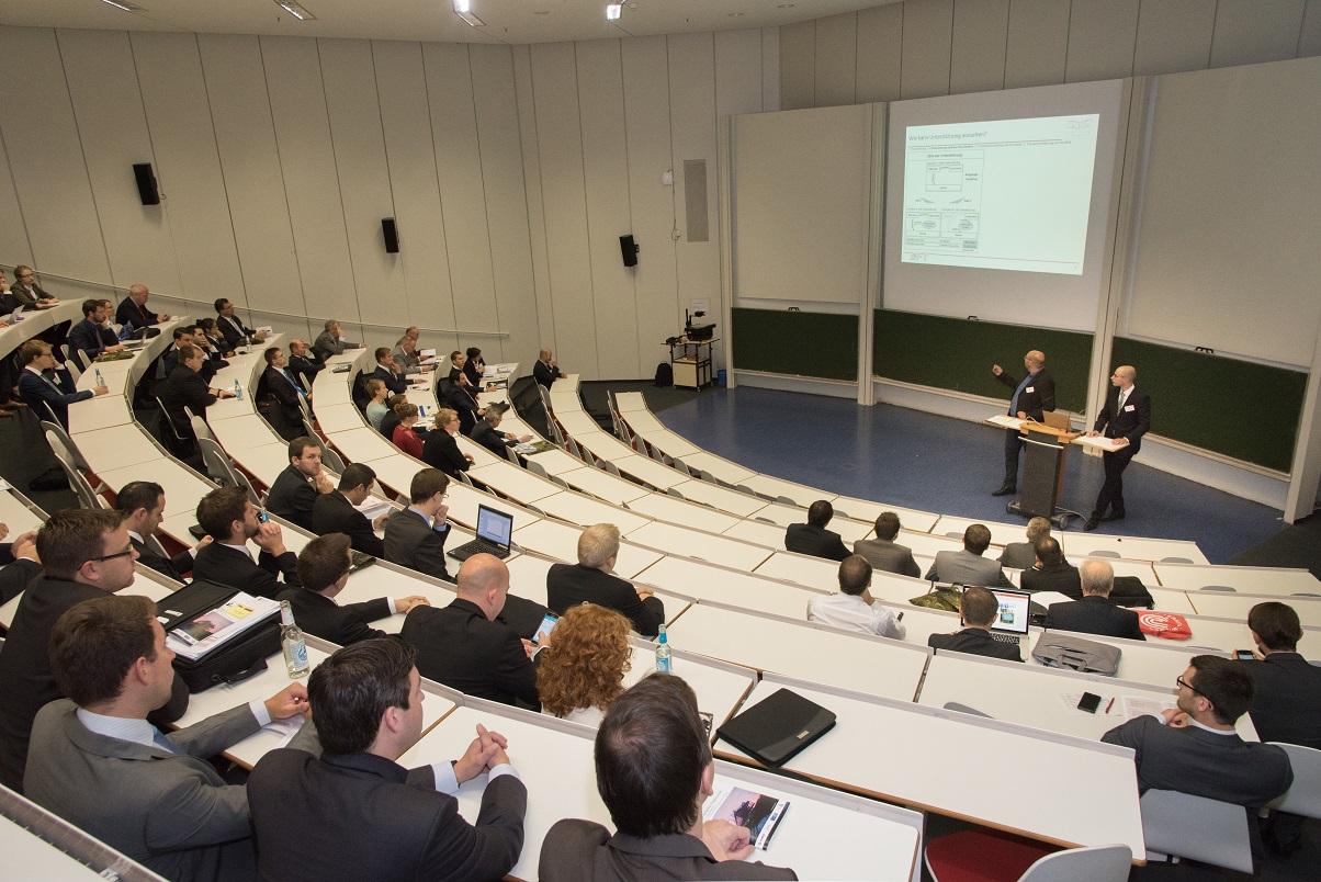 WGP-Jahreskongress unter Leitung von Prof. Wulfsberg an der HSU in Hamburg