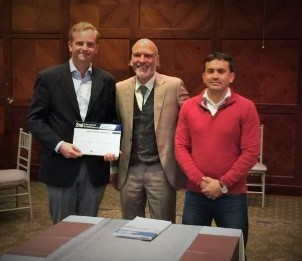 "Best Paper Award für das Team ""Wertschöpfungssystematik"" auf der Second Conference on eDemocracy & eGovernment (ICEDEG 2015) in Quito"