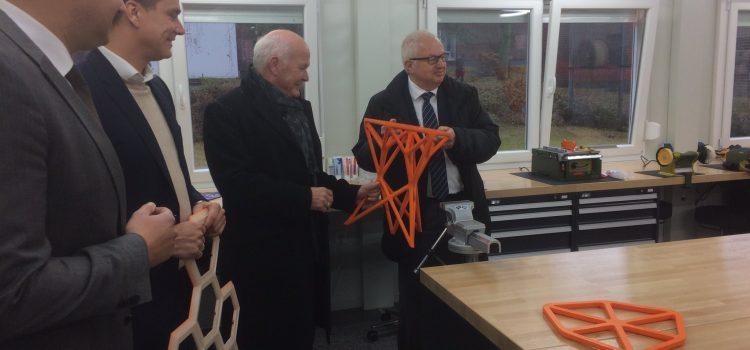 Rückblick: Eröffnung des OpenLab Hamburg, Fotos und Pressespiegel