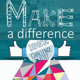 "Meet the ChangeMakers! ""Make a difference"" Mini Maker Exhibition 2017"