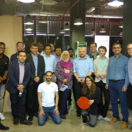 "FabLab-Workshop in Jeddah ""Twinning for Innovation"""