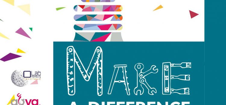 """Call for submissions! Ideenwettbewerb """"Make A Difference"""""""